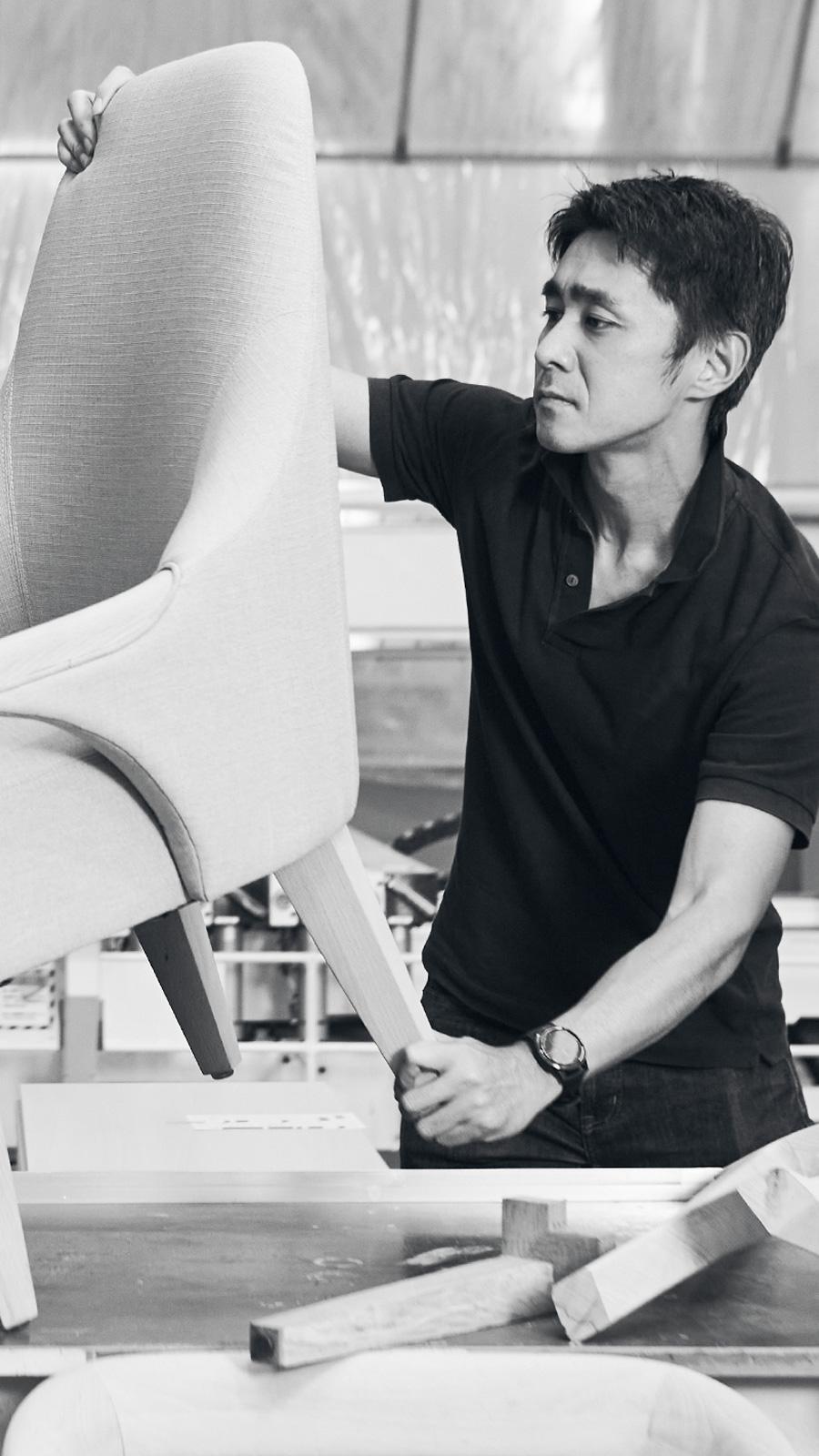 Custom Furniture Process