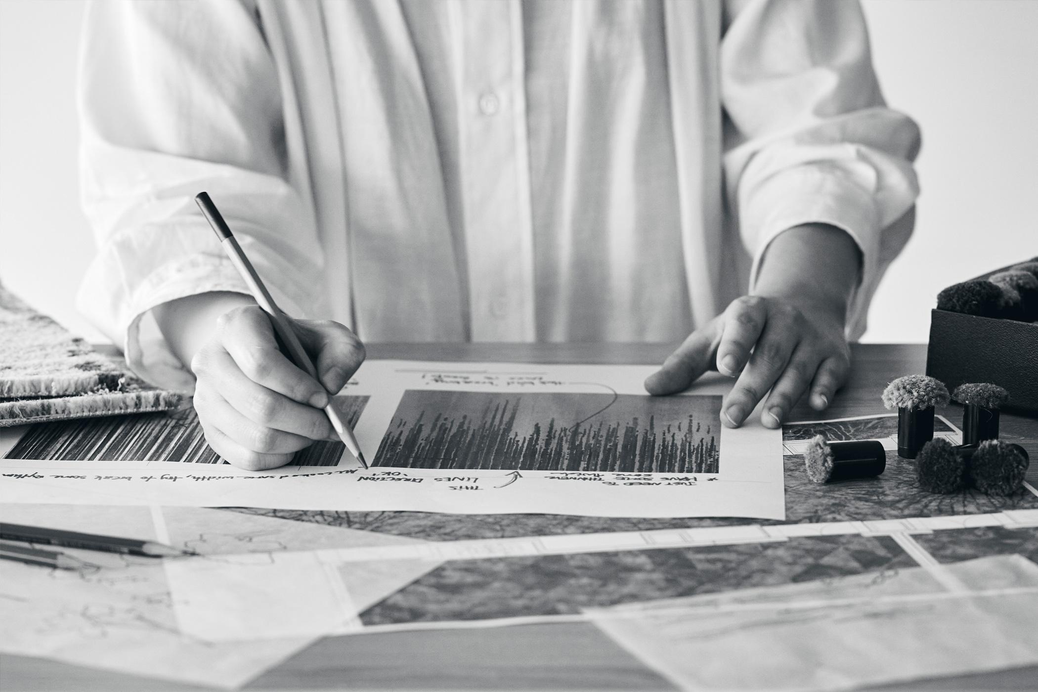 Custom Carpet Process